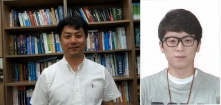 황도훈 부산대 화학과 교수(왼쪽)와 제1저자 김지훈 연구원 - 부산대 화학과 제공